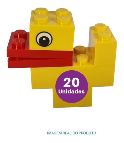Lego Pato Duck - 20 Unidades