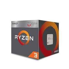 Kit Gamer Amd Ryzen3 2200g + Placa Mãe + 4gb Ddr