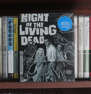 Criterion - Night Of The Living Dead (bluray) - Romero