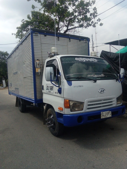 Hyundai Getz Camiones Furgones 2020
