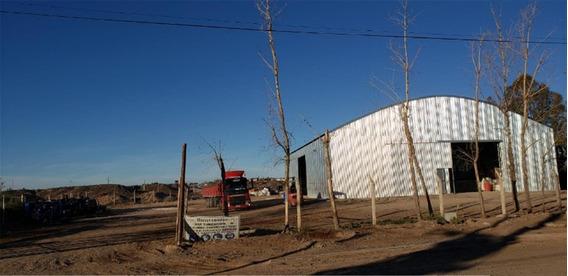 Alquilo Galpón De 600 M2 En Parque Industrial Neuquén