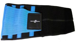 Faja Cinturilla Sport Fitness Doble Ajuste Gym
