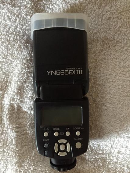 Flash Yongnuo Yn-565ex Iii - Canon