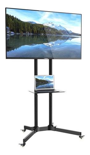 Soporte Pedestal Para Televisor Pantalla 32-60 Base Piso