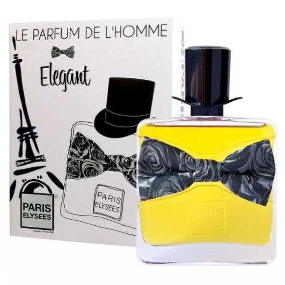 Perfume Elegant Original Paris Elysees 100ml