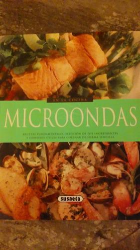 Imagen 1 de 3 de Microondas En La Cocina - Giuliana Lomazzi - Susaeta