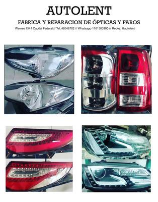 Reparacion De Opticas Y Faros