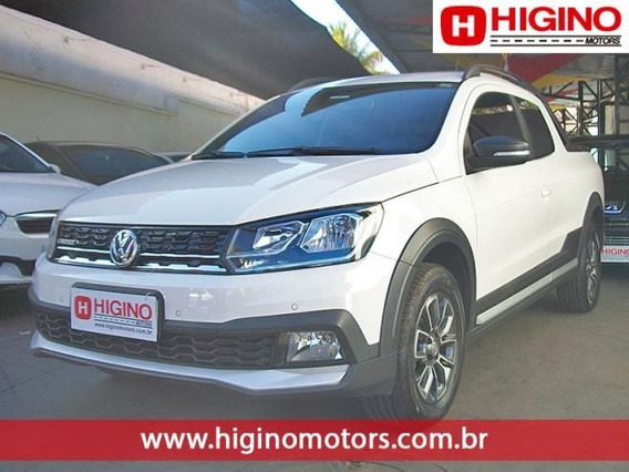 Volkswagen Saveiro Saveiro Cross 1.6 T.flex 16v Cd Flex Man