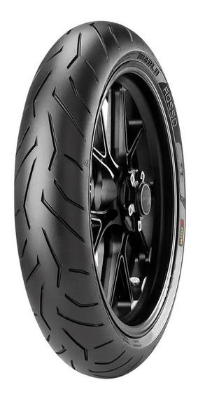 Pneu Moto Pirelli 110/70r17 54h Dianteiro Diablo Rosso 2