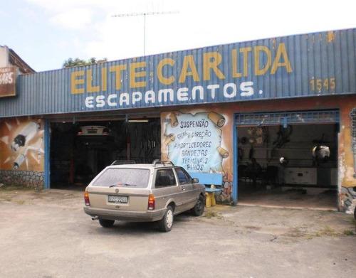 Salão - R. Baruel - Centro - Suzano - Sl0297