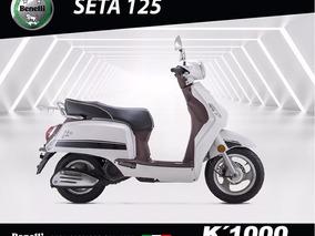 Benelli Seta 125 Entrega Inmediata Styler Scooter