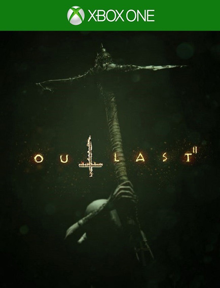 Outlast 2 Xbox One - 25 Dígitos (envio Flash)