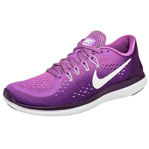 Tenis Nike Niñas Flex Lila