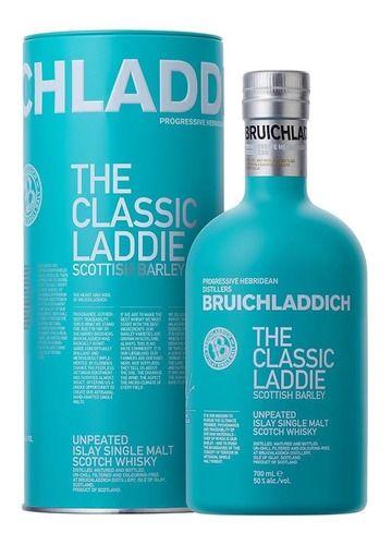 Imagen 1 de 1 de Bruichladdich The Classic Laddie 700 Ml