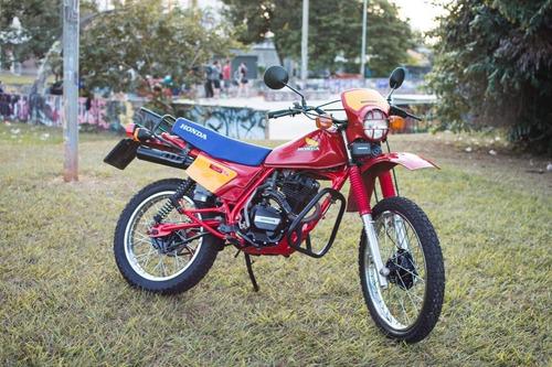 Imagem 1 de 3 de Honda Xl 125