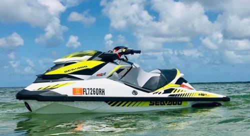 Seadoo Rxp X 300