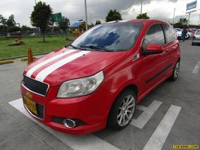 Chevrolet Aveo Gti 1.6l Mt Ed