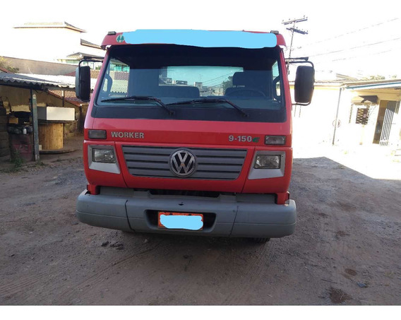 Vw 9.150 Guincho Plataforma