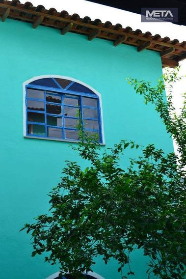 Casa À Venda, 362 M² Por R$ 890.000,00 - Vila Valqueire - Rio De Janeiro/rj - Ca0032