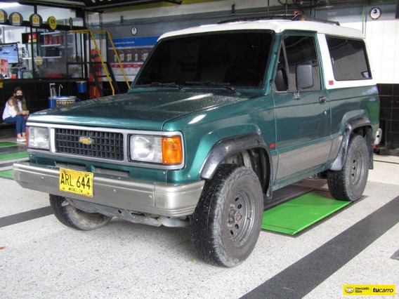 Chevrolet Trooper Dlx 4x4