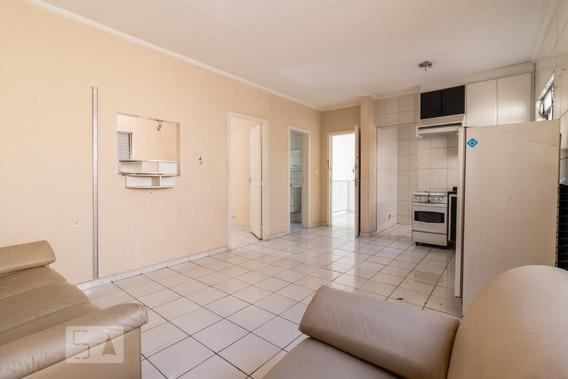 Apartamento No 2º Andar Com 1 Dormitório E 1 Garagem - Id: 892971959 - 271959