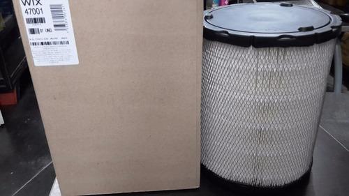 16$ Filtro Aire Wix Npr Con Turbo 47017 =47001 Web Wra-8633