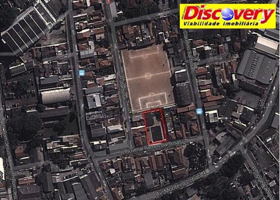 Terreno Comercial À Venda, Macedo, Guarulhos. - Te0034
