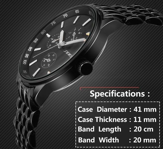 Relógio Importado Masculino Sinobi - Pronta Entrega