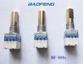 Potenciometro Baofeng Bf-888s - Unidade