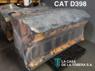 Block De Motor Caterpillar D398