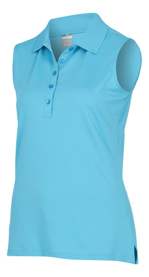 Polo Callaway Golf Mujer Azul