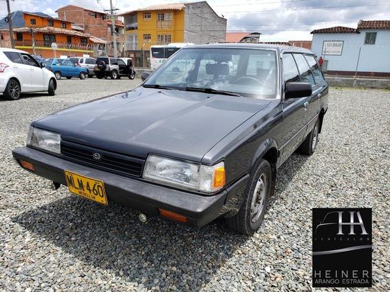 Subaru Leone 4x4 Y Bajo