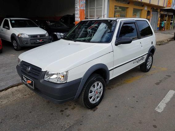 Fiat - Uno Mille Way Economy - 2011