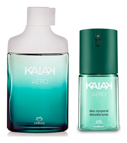 Perfume Masculino Kaiak Aero Natura Ori - mL a $325
