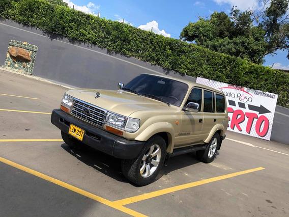 Toyota Burbuja 4x4 Land Cruiser