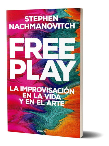 Imagen 1 de 3 de Free Play S. Nachmanovitch Paidós