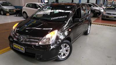 Nissan Livina S 1.8 Flex