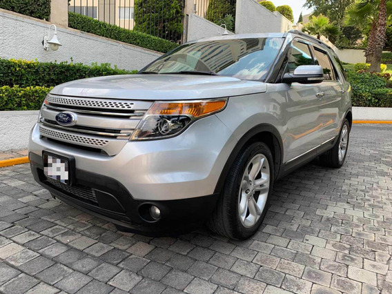 Ford Explorer Límited 2015