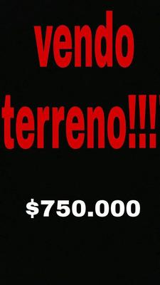 Vendo Terreno !!!!!!