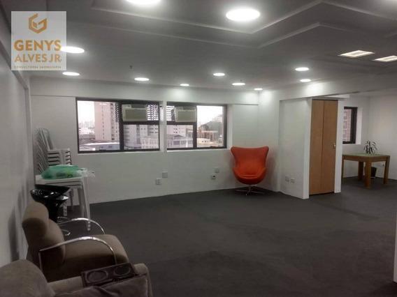 Sala Para Alugar, 40 M² Por R$ 1.000,00/mês - Mooca - São Paulo/sp - Sa0104