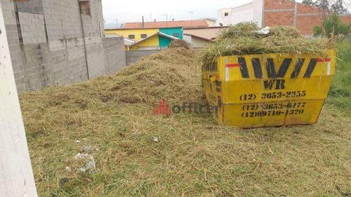 Imagem 1 de 10 de Terreno À Venda, 250 M² Por R$ 128.000 - Centro - Caçapava/sp - Te0272