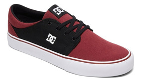 Tenis Hombre Casual Trase Tx Mx Adys300474 Rojo Dc Shoes