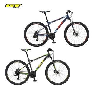 Bicicleta Gt Aggressor Rod 27.5 Acera Freno Disco Hidráulico