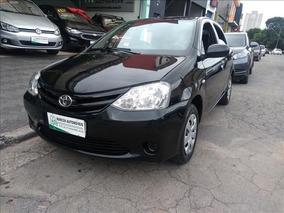 Toyota Etios Etios Xs 1.3 2013 Mec.