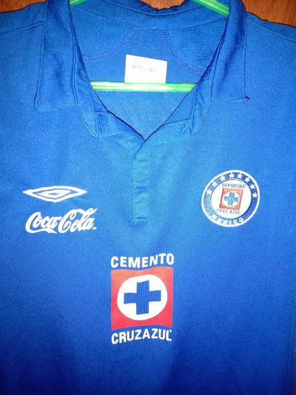 Camiseta Cruz Azul 2010/2011
