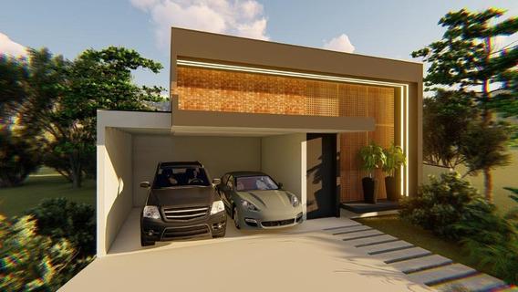 Casa Com 3 Dormitórios À Venda, 160 M² Por R$ 890.000 - Condomínio Vita Verde - Valinhos/sp - Ca1790