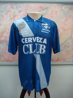 Camisa Futebol Emelec Equador adidas Jogo Antiga 344