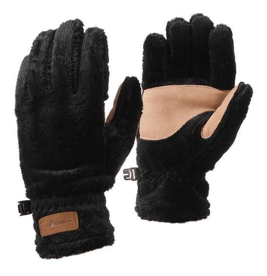 Guantes Mujer Degú Shaggy-pro Glove Negro Lippi
