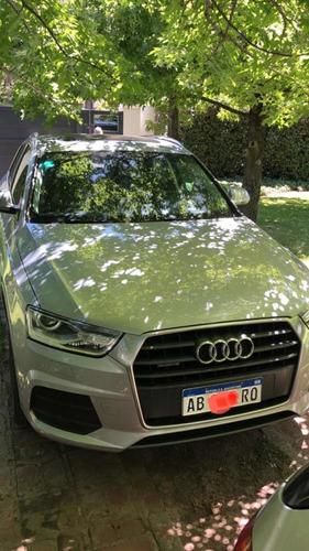 Audi Q3 2.0 Tfsi Stronic Quattro 220cv 2017