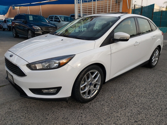 Ford Focus 2.0 Titanium At Unico Dueño,38,000km,servici,2015